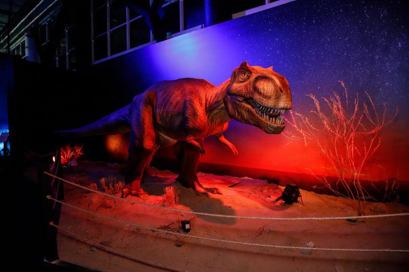 Парк динозавров «Диноклуб»