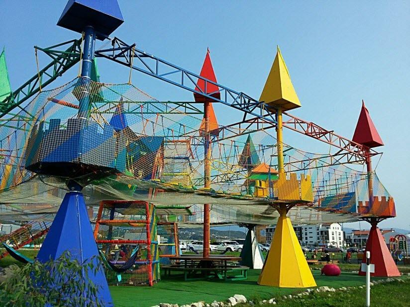 Парк развлечений «FunГрад»