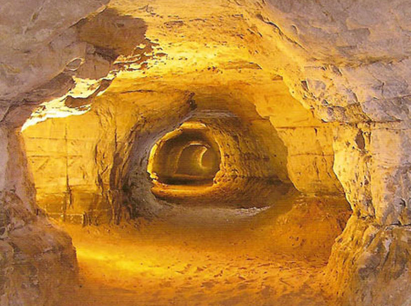 Пещера Левобережная