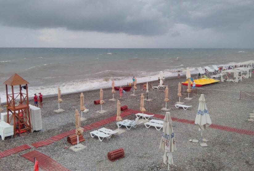 Пляж «Багратион»