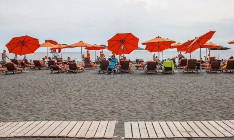Пляж «Мандарин»