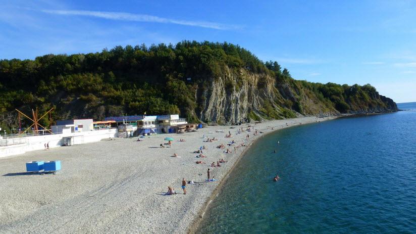 Пляж «Поворот»