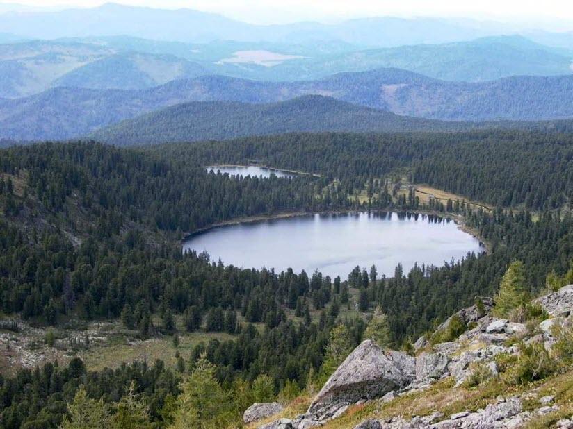 Пять озер