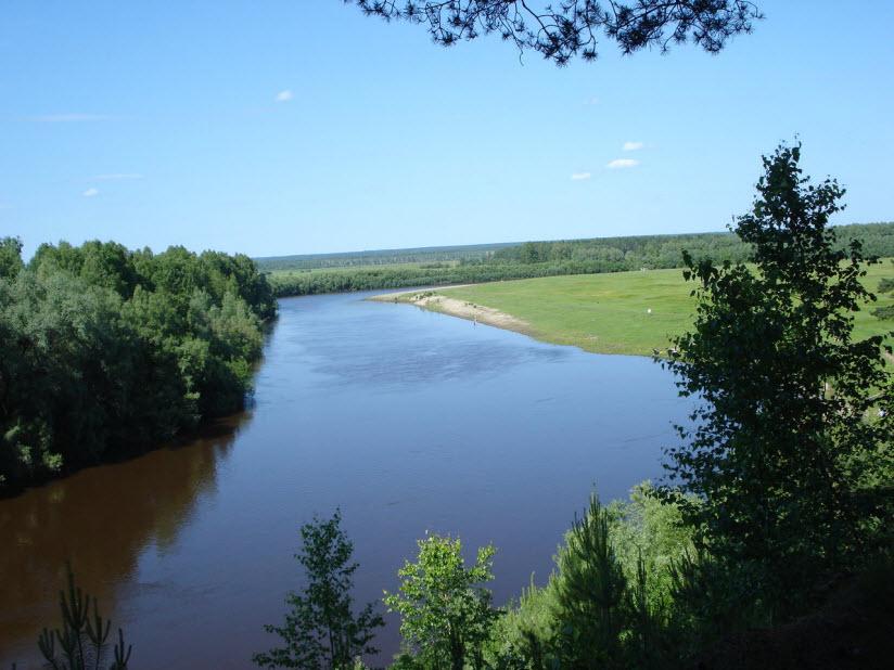 Река Оша