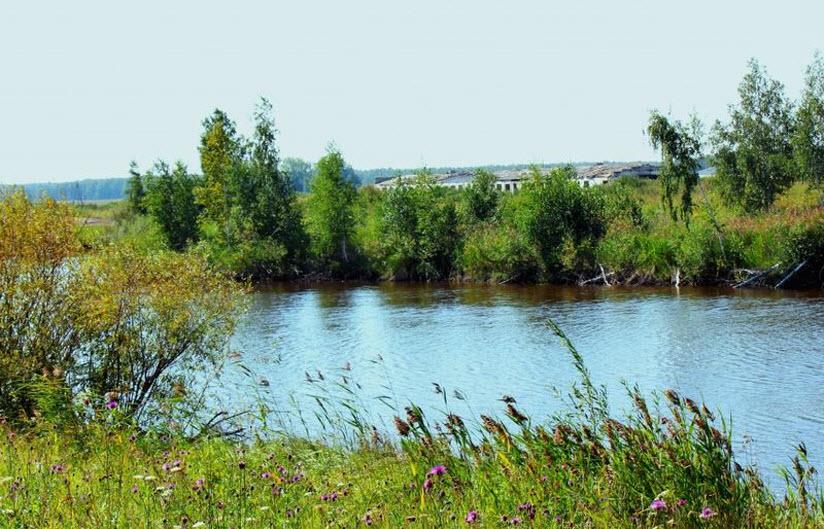 Река Яман