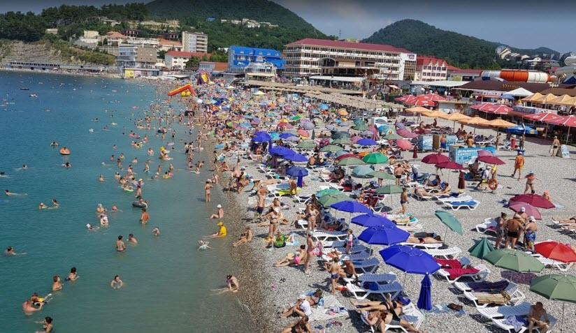 Центральный муниципальный пляж