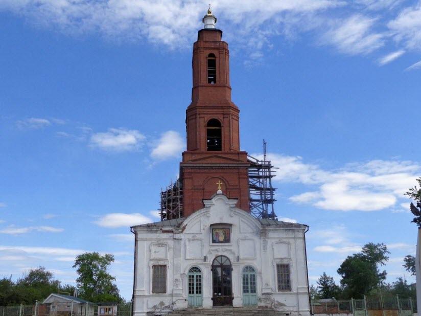 Церковь Симеона Богоприимца и Анны Пророчицы