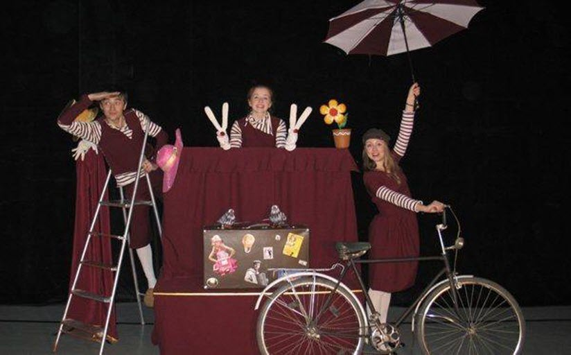 Театр кукол «Мир на ладошке»
