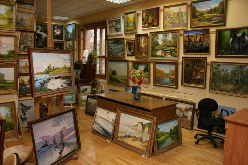 Тосненская картинная галерея