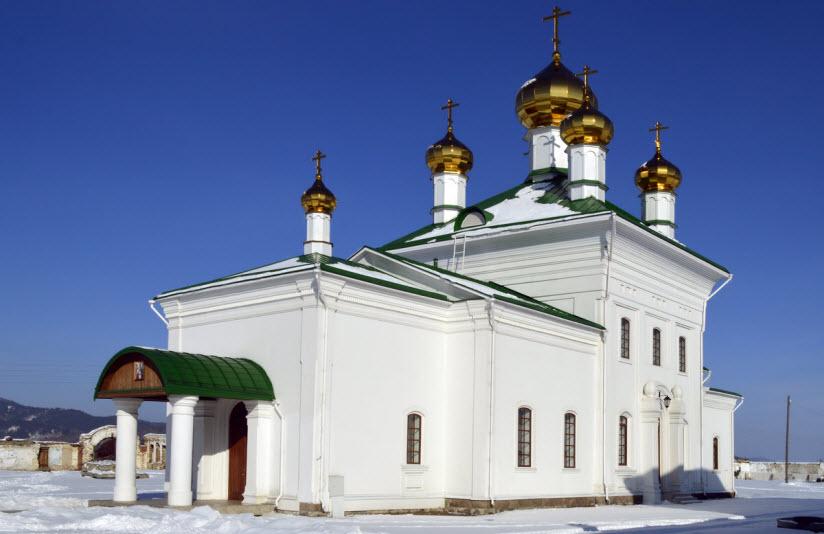 Троицкий Селенгинский монастырь