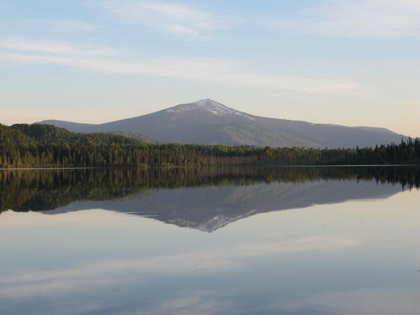Убинское озеро