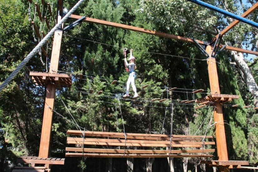 Веревочный парк «На высоте»