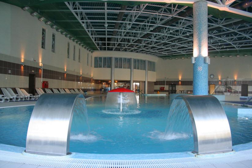 Водный развлекательный комплекс «Орбита»