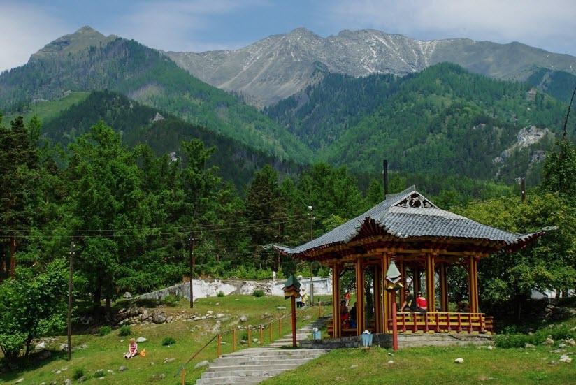 Водолечебный курорт «Аршан»