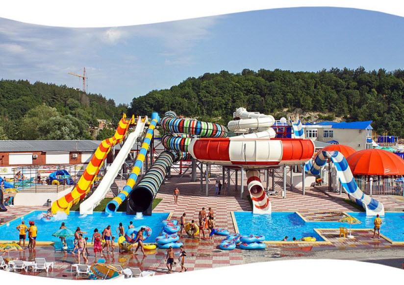аквапарк Лето