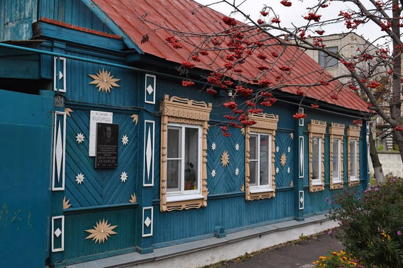 Дом композитора А.Г. Новикова