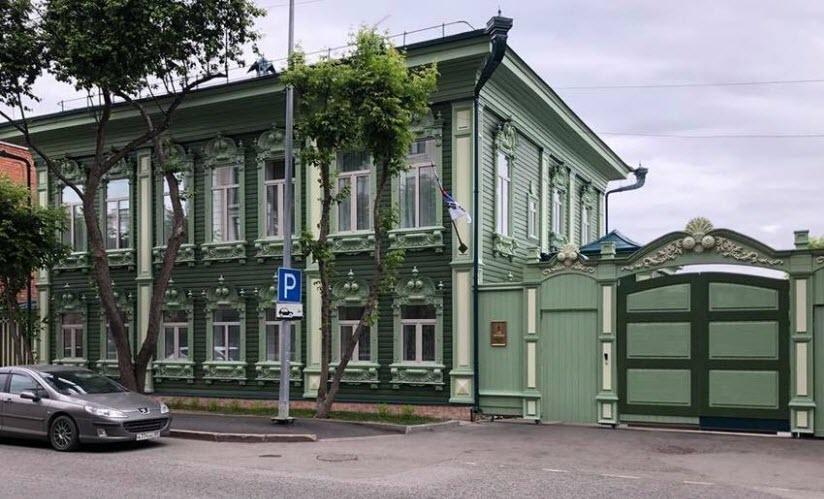 Дом купца Колмакова