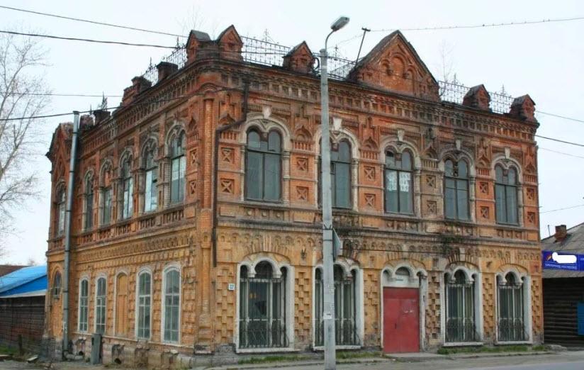 Дом купца М.В. Круглихина