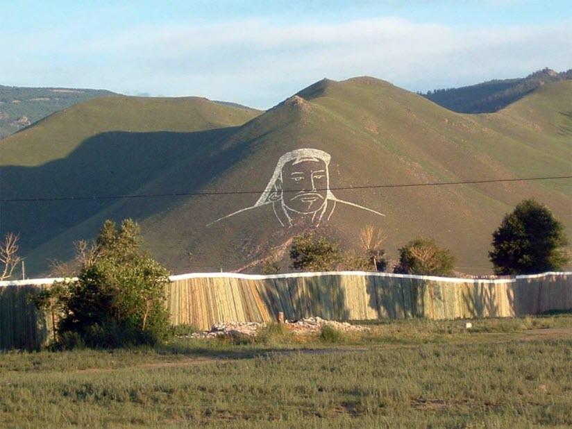 Дорога Чингисхана