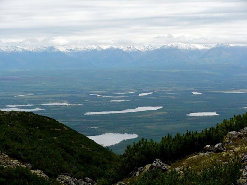 Геологический парк «Удокан»