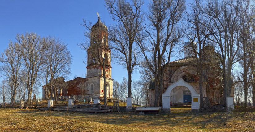 Храм Георгиевского погоста
