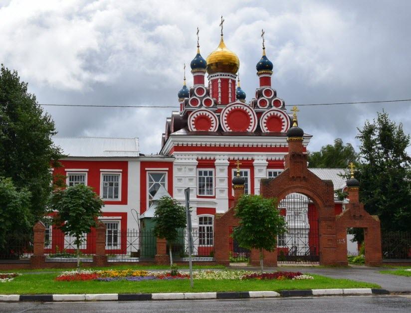 Храм собора Архангела Михаила