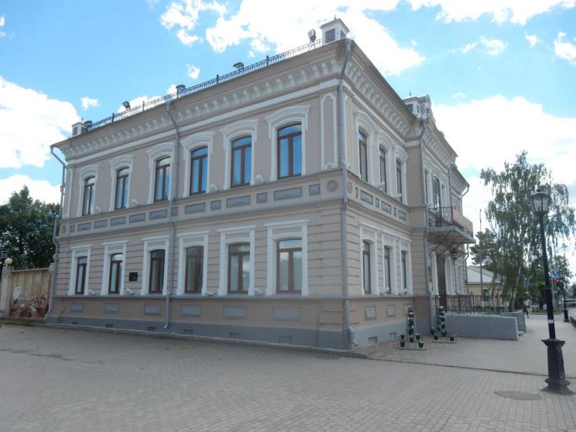 Историко-краеведческий музей «Городская управа»
