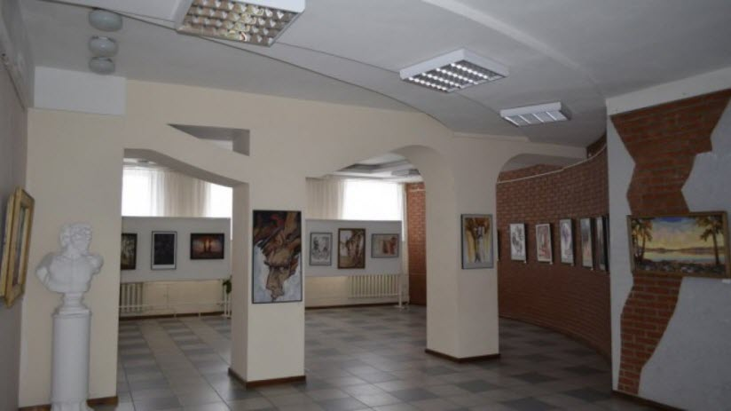 Картинная галерея им. Тихонова