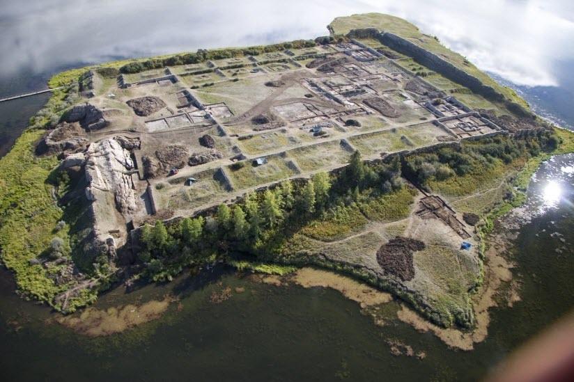 Крепость Пор-Бажын