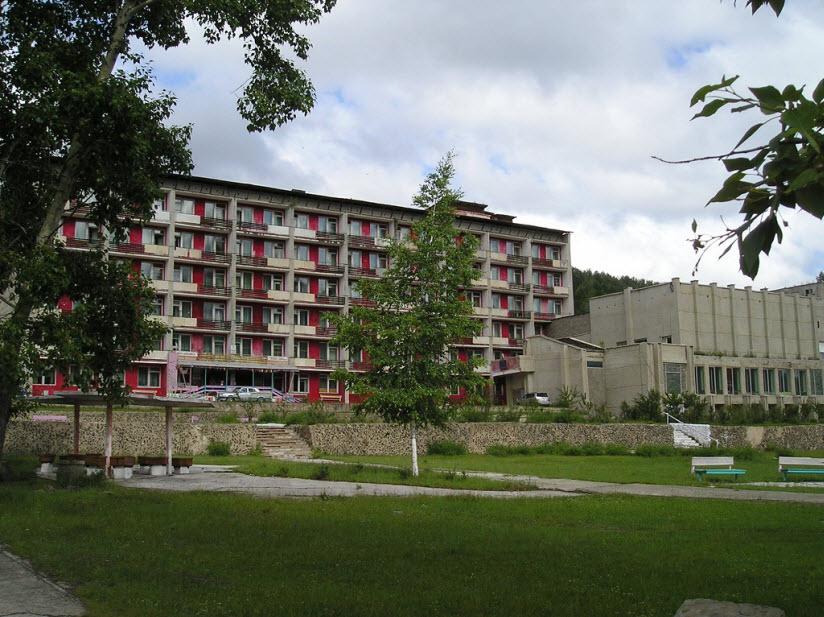 Курорт «Шиванда»