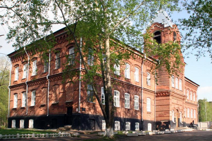 Музей семьи Грибушиных