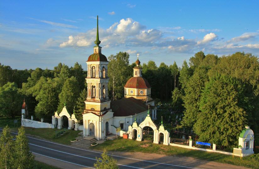Музей-усадьба Салтыкова-Щедрина