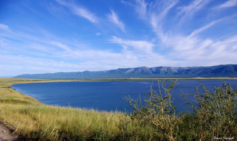 Озеро Чагытай