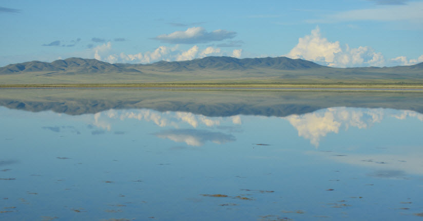 Озеро Чедер