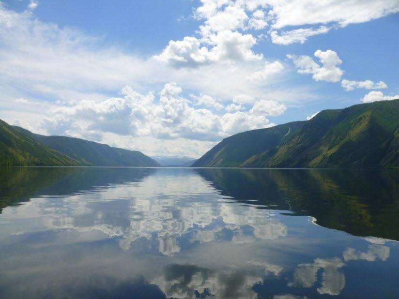 Озеро Кара-Холь