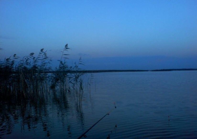 Озеро Мергень