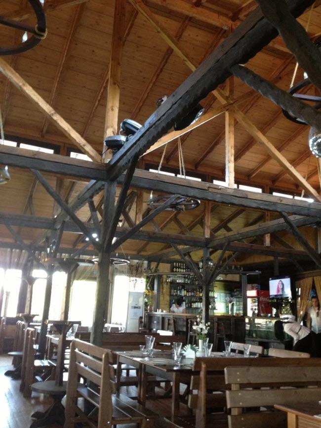 Ресторан «Зелёный мыс»