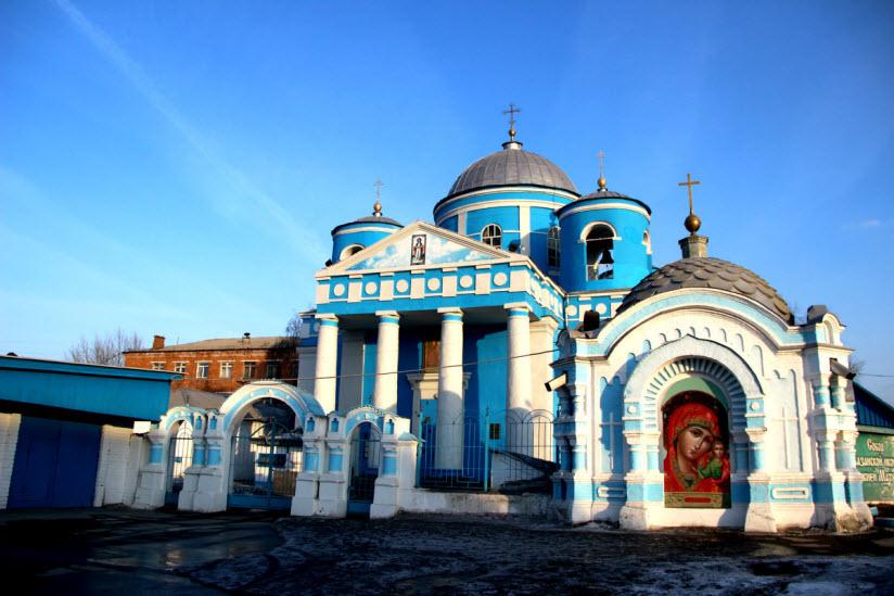 Собор Казанской иконы Божией Матери