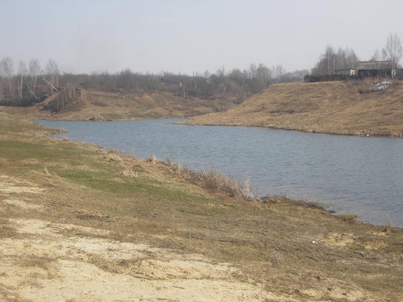 Старобугровский пруд