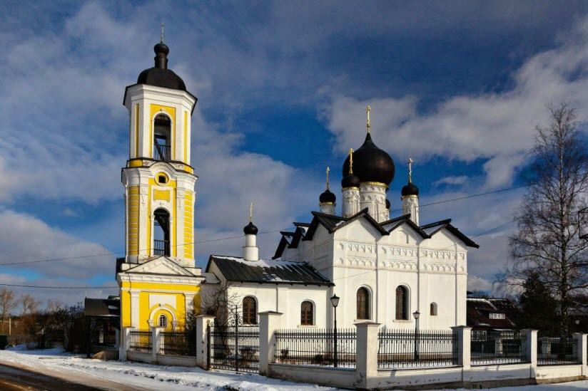 Старообрядческая церковь Николая Чудотворца