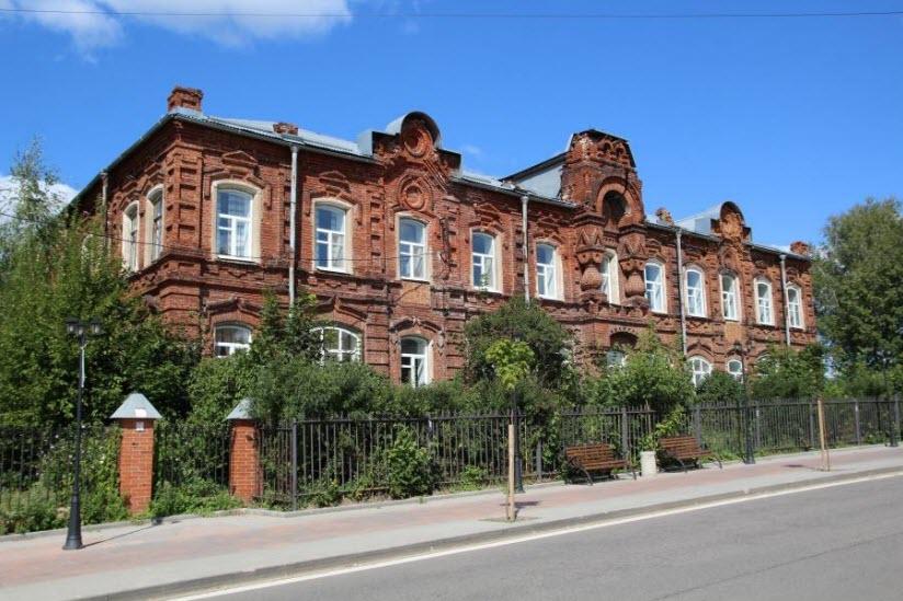 Талдомская детская библиотека