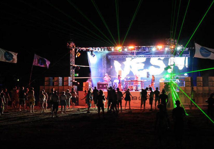 Танцпол «A-ZOV»