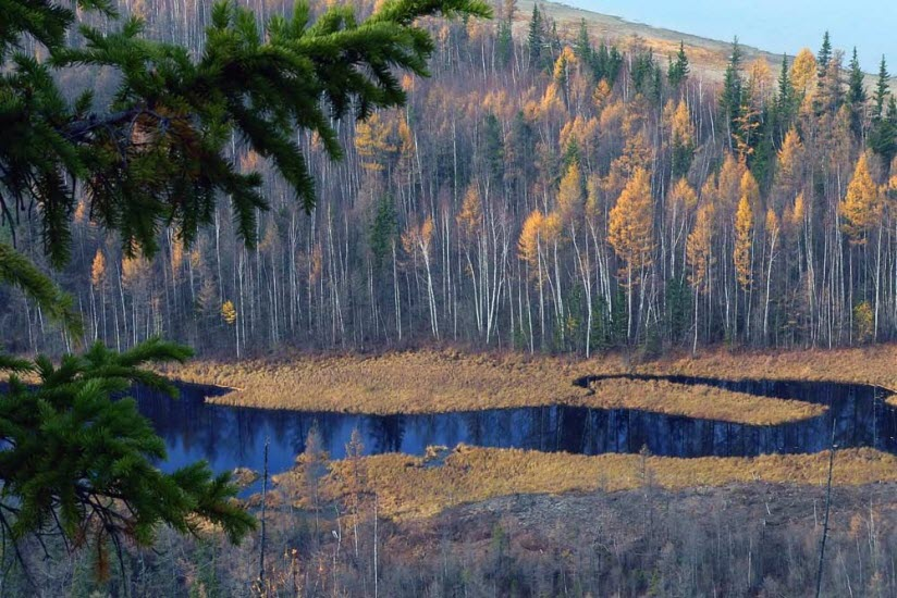 Усть-Вилюйский национальный парк