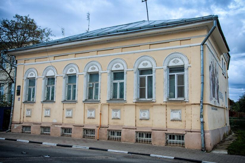 Боровский музей истории предпринимательства