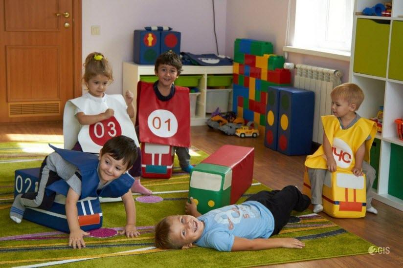 Детский клуб «Маленькая страна»