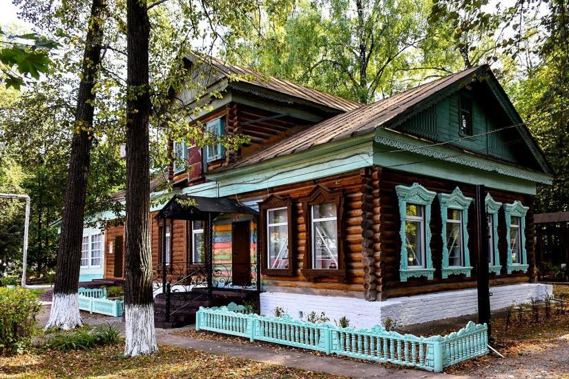 Детский музейный центр Дача Мощевитина