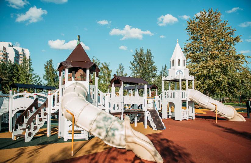 Детский парк «Континент»