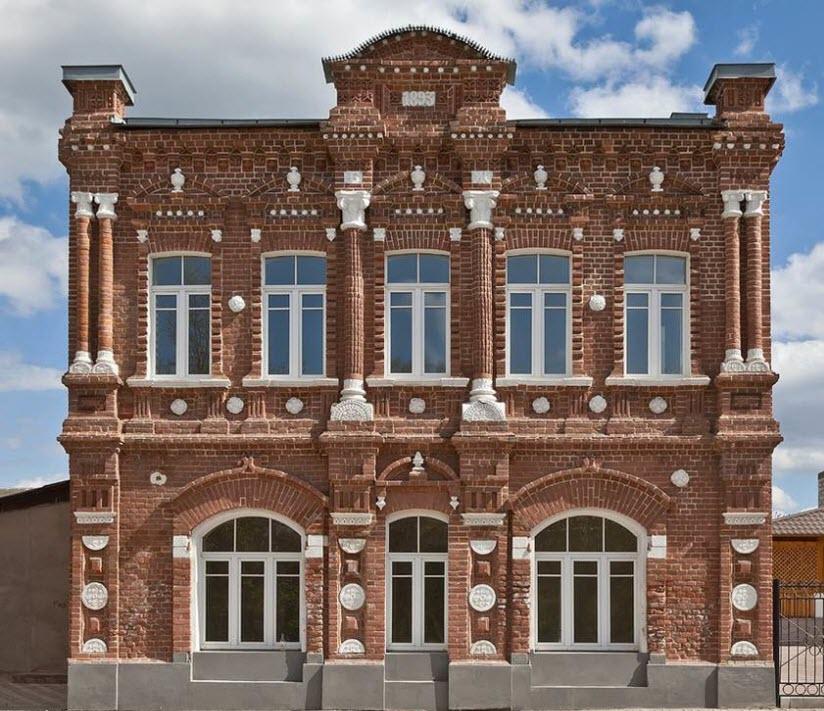 Доходный дом купца Журавлёва