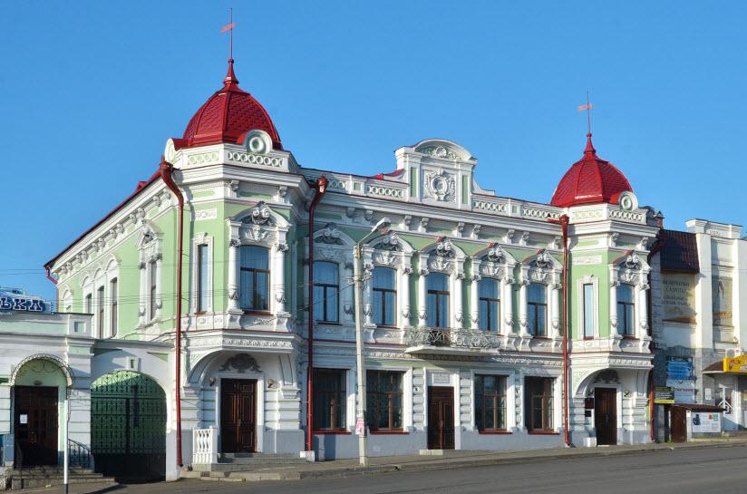 Дом Корешева