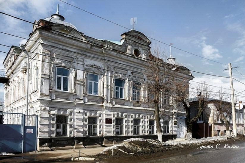 Дом Пешехонова